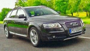 Audi A6 Allroad 3.2 FSI - test