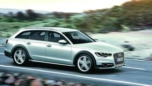 Audi A6 Allroad - pierwsza jazda