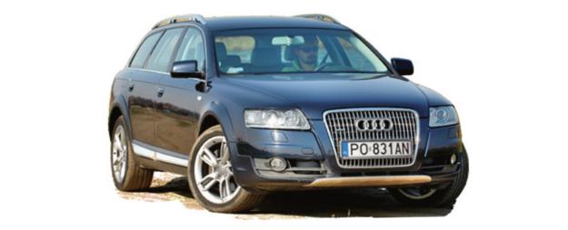 Audi A6 allroad /Motor
