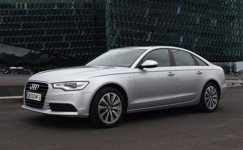 Audi A6 hybrid /