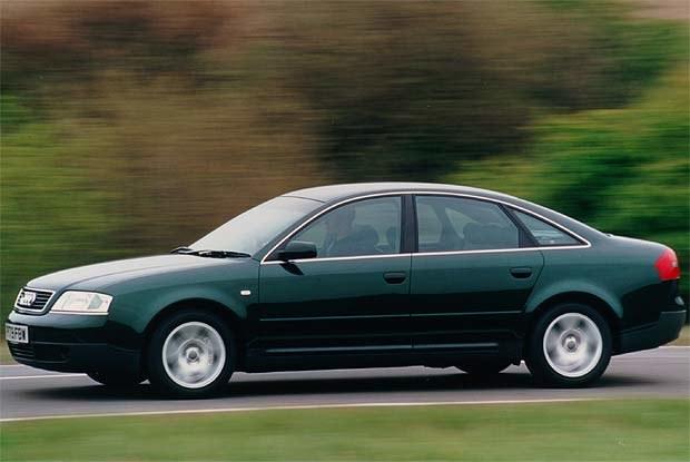 Audi A6 (kliknij) /INTERIA.PL
