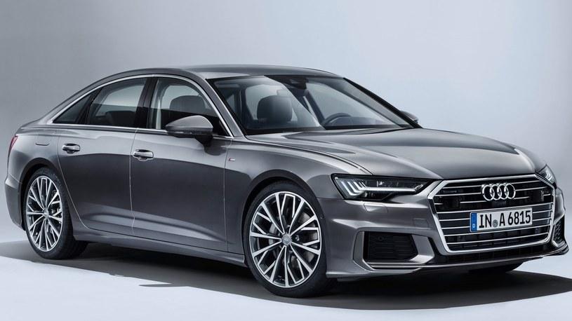 Audi A6 wyznacza standardy w swojej klasie /