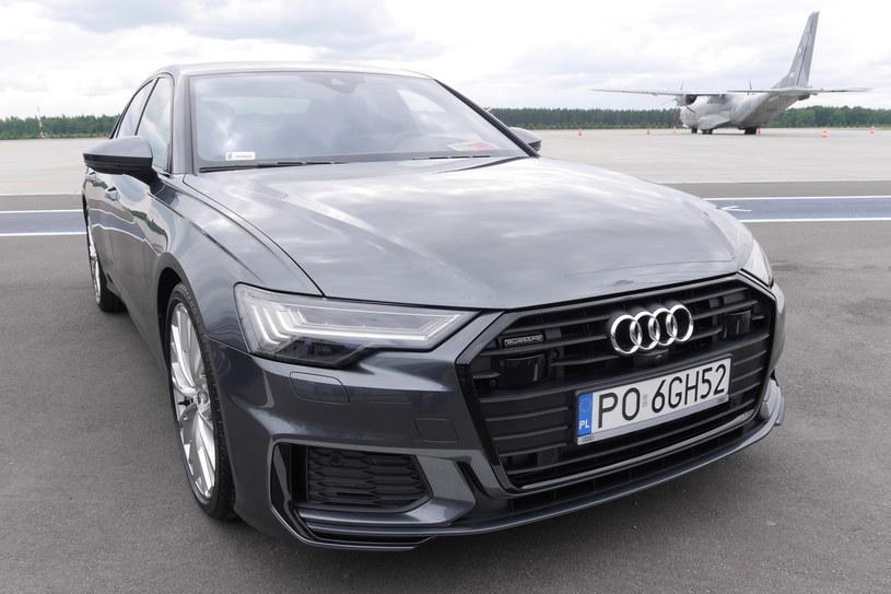 Audi A6 /INTERIA.PL