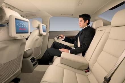 Audi A6L / Kliknij /INTERIA.PL
