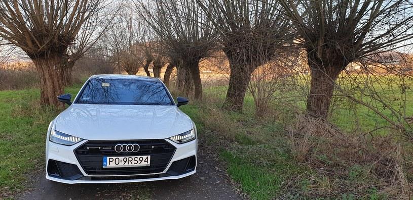 Audi A7 55 TFSI e /INTERIA.PL