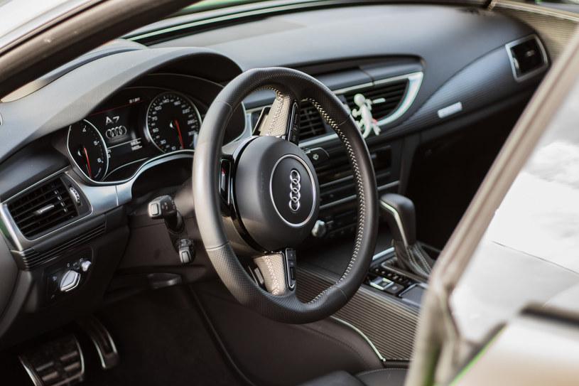 Audi A7 Sportback 3.0 TDI competition /INTERIA.PL