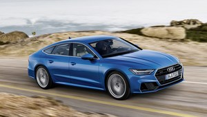 Audi A7 Sportback drugiej generacji