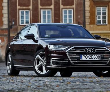 Audi A8 50 TDI – dotykowa rewolucja
