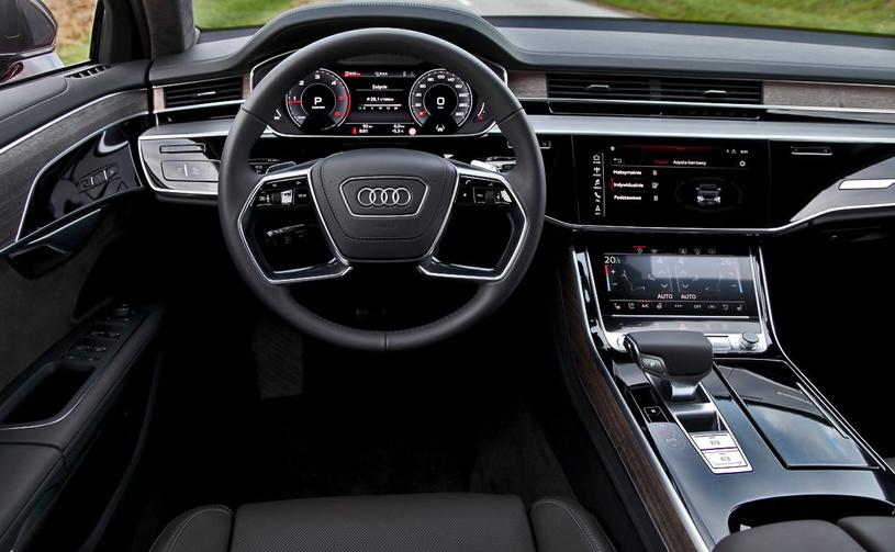 Audi A8 50 TDI /INTERIA.PL