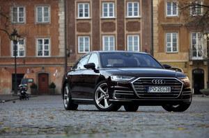 Audi A8 - duży krok do autonomicznej jazdy