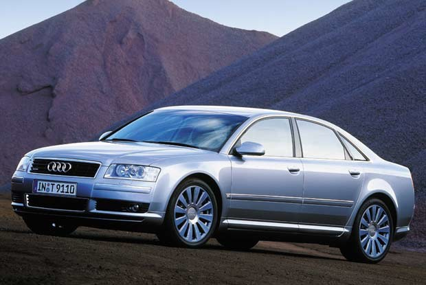 Audi A8 / kliknij /INTERIA.PL