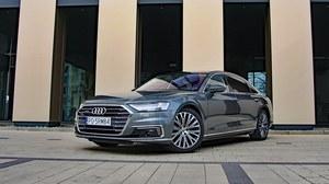 Audi A8 L 60 TFSI e – prąd zamiast cylindrów? To może mieć sens