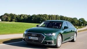 Audi A8 L 60 TFSI e quattro - mocna hybryda