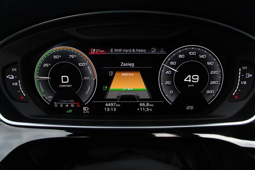 Audi A8 L 60 TFSI e /INTERIA.PL