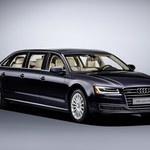Audi A8 L Extended, czyli niezwykła limuzyna