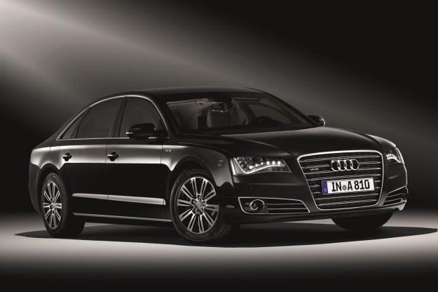 Audi A8 L security /