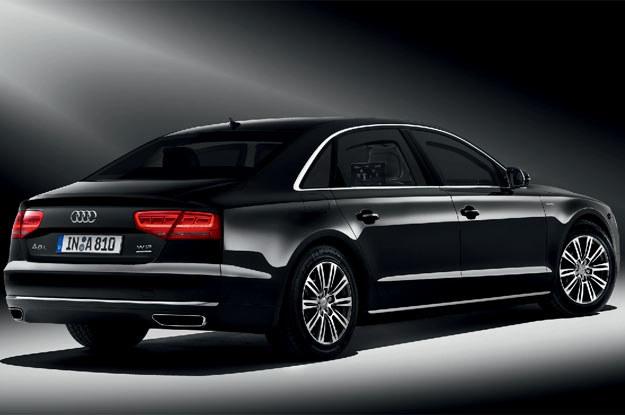 Audi A8 Lang W12 /