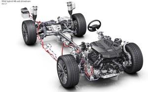 Audi A8 z instalacją 48-voltową!