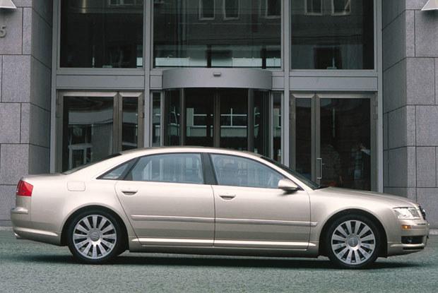 Audi A8L 4.2 quattro (kliknij) /INTERIA.PL