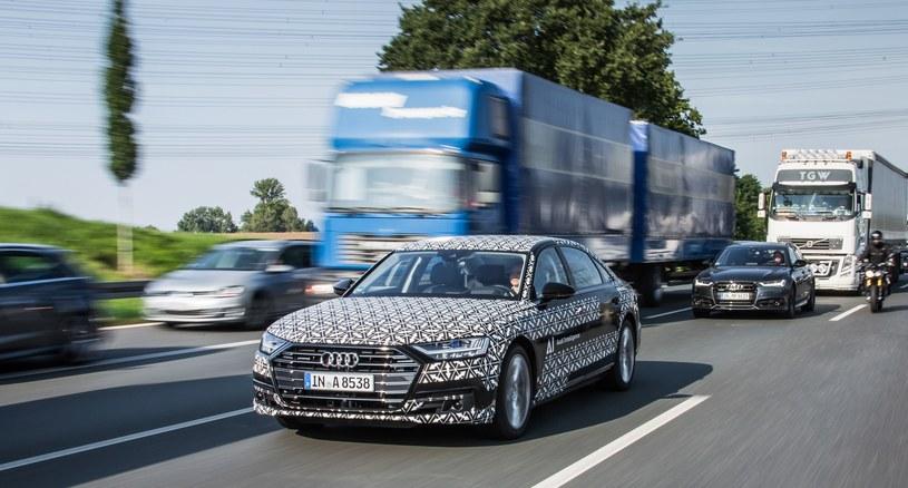 Audi AI to kolejny poziom zautomatyzowanego prowadzenia /INTERIA.PL/informacje prasowe