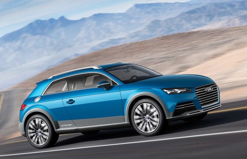 Audi Allroad Shooting Brake /