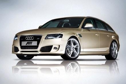 Audi AS4 / Kliknij /INTERIA.PL