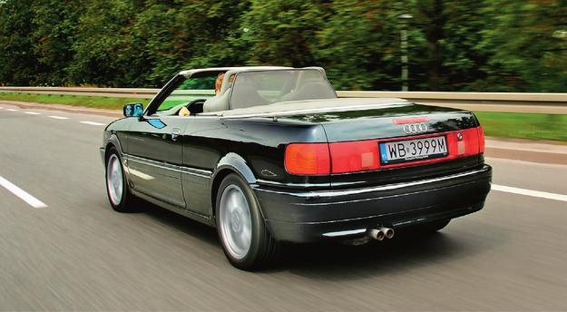 Audi Cabriolet /Motor