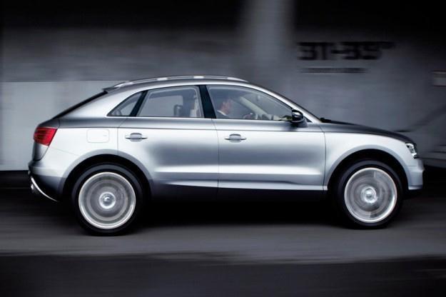 Audi cross coupe concept /