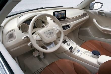 Audi cross coupe quattro / Kliknij /INTERIA.PL
