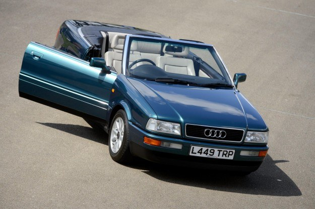Audi Diany - stan obecny /