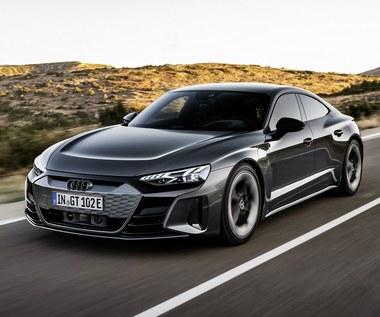 Audi e-tron GT, czyli bliski kuzyn Taycana