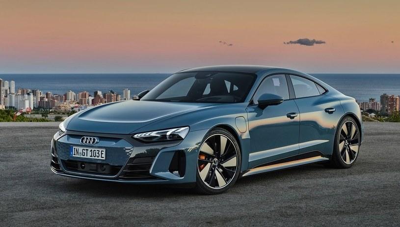 Audi e-tron GT quattro /