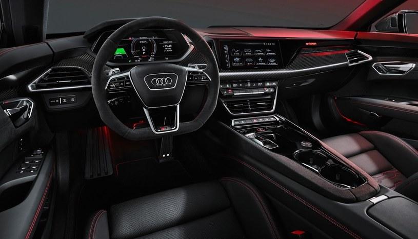 Audi e-tron GT RS /