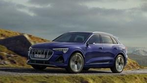 Audi e-tron ma teraz (nieznacznie) większy zasięg