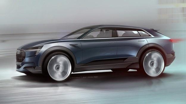 Audi e-tron quattro /Audi