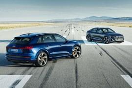 Audi e-tron S i e-tron S Sportback