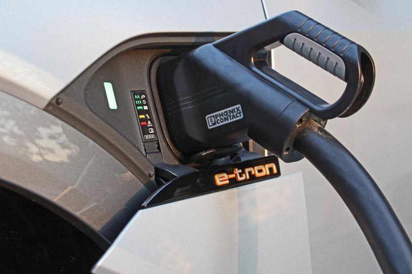 Audi e-tron Sportback 55 quattro /INTERIA.PL