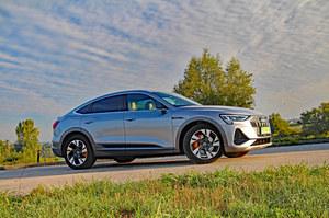 Audi e-tron Sportback – kiedy styl spotyka ekologię