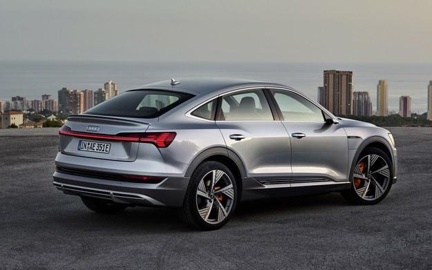 Audi e-tron Sportback /Audi