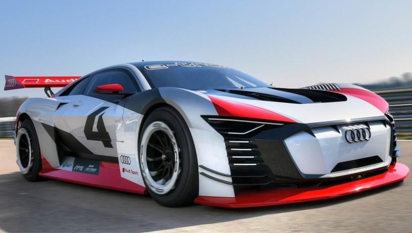 Audi e-tron Vision Gran Turismo /materiały prasowe
