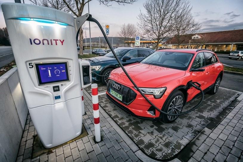 Audi e-tron /INTERIA.PL