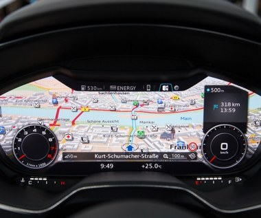 Audi i NVIDIA na nowo definiują wnętrza samochodów