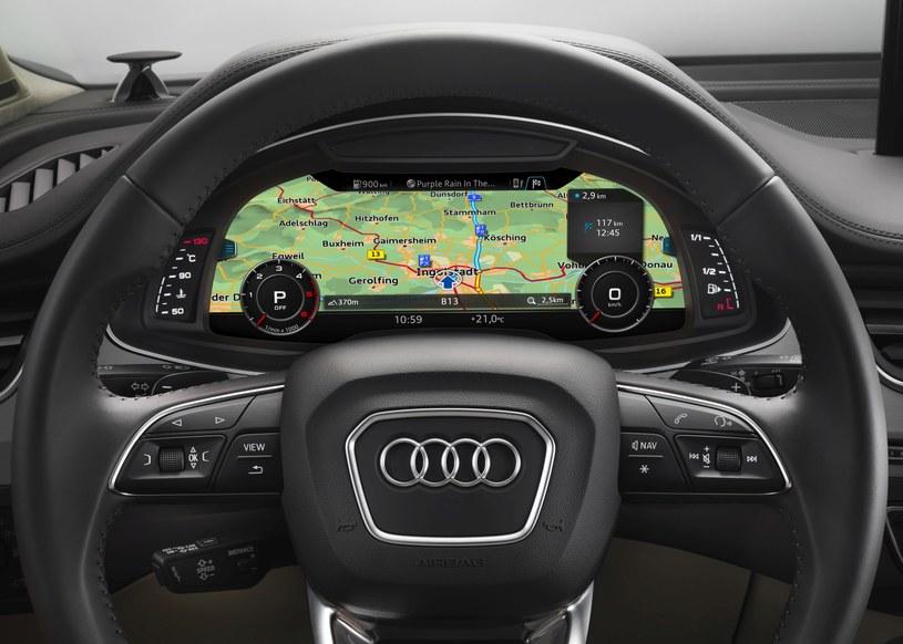 Audi - jednen z koncernów motoryzacyjnych stawiający na najnowsze rozwiązania technologiczne w samochodach /materiały prasowe