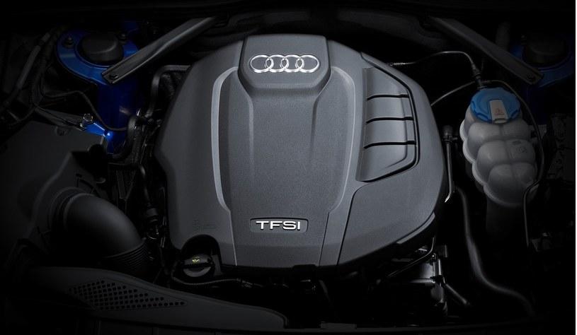 Audi już rok temu zapowiedziało, że wprowadzi filtr cząstek stałych do benzynowego silnika 2.0 TFSI w modelu A5. /