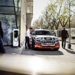 Audi łączy samochód elektryczny z domem