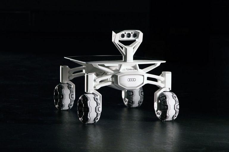 Audi Lunar Quattro /materiały prasowe