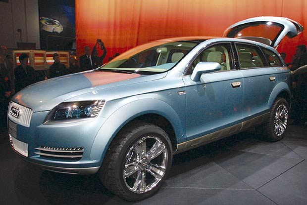Audi Pikes Peak quattro (kliknij) /INTERIA.PL