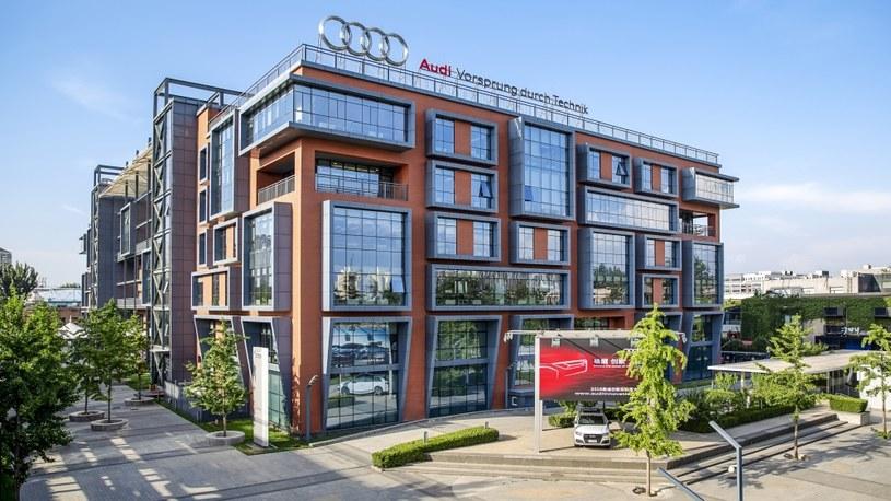 Audi pozyskało silnego partnera /materiały prasowe