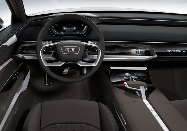 Audi Prologue Avant Concept /Audi