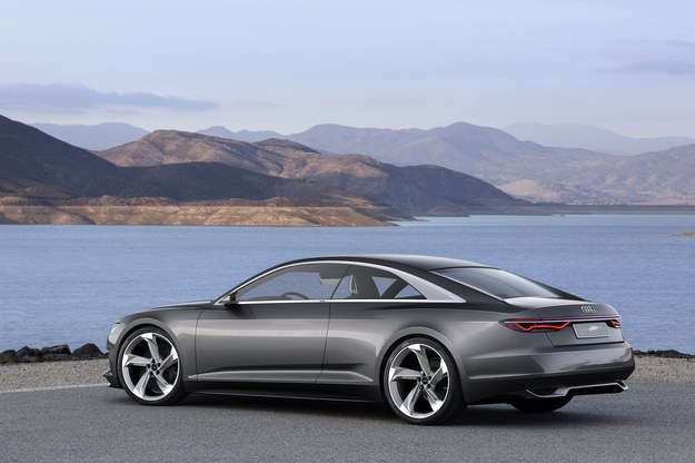 Audi Prologue Coupe /Audi